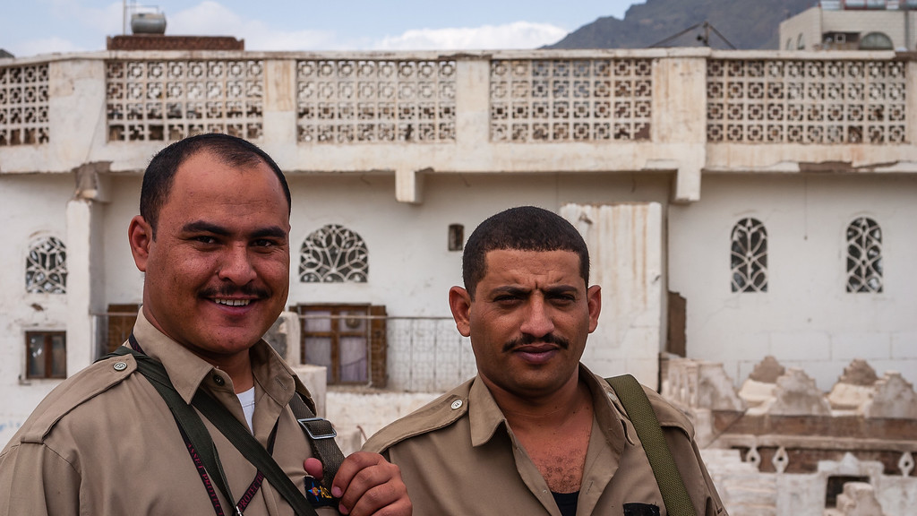 Yemen Security Guards