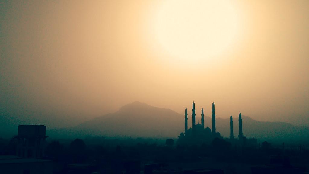 Sana'a Sunset