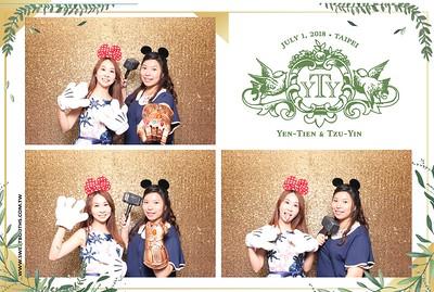 Yen-Tien & Tzu-Yin's Wedding