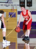 Yerington Lions v. Lee Vining Tigers, Boys JV Basketball @ Yerington High School, December 11, 2017.