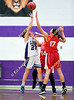 Yerington Lions v. Lee Vining Tigers, Girls JV Basketball @ Yerington High School, December 11, 2017.
