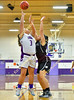 West Wendover vs. Yerington; Girls Varsity Basketball at Yerington High School.