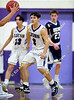 North Tahoe v. Yerington, Boys Varsity Basketball at Yerington High School.