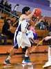 Yerington Lions Boys JV Basketball vs. North Tahoe Lakers at Yerington High School, January 5, 2018.