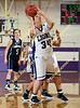 Yerington Lions JV Girls Basketball vs. North Tahoe Lakers at Yerington High School, January 5, 2018.