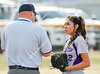 Pershing County (Lovelock) v. Yerington, Girls Varsity Softball at Yerington High School.