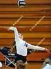 Incline Village Highlanders @ Yerington; Varsity Volleyball action.
