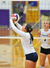 Yerington High School Girls Varsity Volleyball vs. White Pine (Ely, NV).