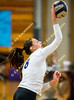 Yerington High School Girls Varsity Volleyball vs. McQueen.