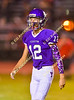 Pershing County vs. Yerington, Varsity Football at Yerington HS.