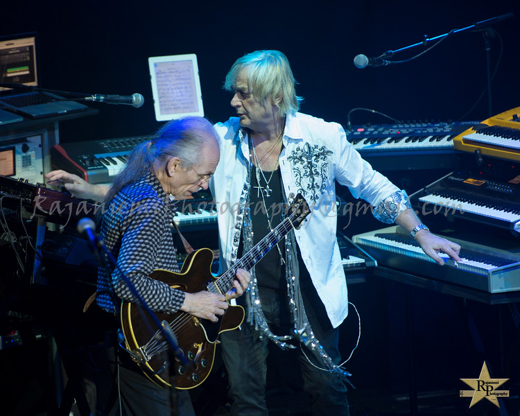 Geoff Downes and Steve Howe