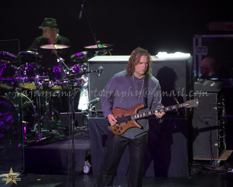 Billy Sherwood and Alan White