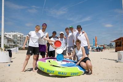 Yes But Nau 2007 - équipes/teams