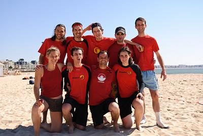 Yes But Nau 2009 - équipes/teams