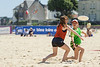 Yes But Nau 2012.<br /> Match exhibition juniors.<br /> Plage du Nau.  Le Pouliguen<br /> PhotoID : 2012-05-28-0439