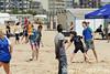 Rencontre d'ultimate UNSS/Frisbeurs Nantais. Dans le cadre du tournoi 'Yes But Nau'.<br /> Plage du Nau.  Le Pouliguen<br /> PhotoID : 2012-05-23-0027