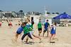 Rencontre d'ultimate UNSS/Frisbeurs Nantais. Dans le cadre du tournoi 'Yes But Nau'.<br /> Plage du Nau.  Le Pouliguen<br /> PhotoID : 2012-05-23-0179