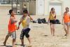 Rencontre d'ultimate UNSS/Frisbeurs Nantais. Dans le cadre du tournoi 'Yes But Nau'.<br /> Plage du Nau.  Le Pouliguen<br /> PhotoID : 2012-05-23-0014