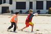 Rencontre d'ultimate UNSS/Frisbeurs Nantais. Dans le cadre du tournoi 'Yes But Nau'.<br /> Plage du Nau.  Le Pouliguen<br /> PhotoID : 2012-05-23-0047