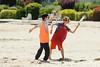Rencontre d'ultimate UNSS/Frisbeurs Nantais. Dans le cadre du tournoi 'Yes But Nau'.<br /> Plage du Nau.  Le Pouliguen<br /> PhotoID : 2012-05-23-0038