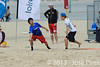 Yes But Nau 2013. Le Pouliguen. France.<br /> Elite. OldSchool vs France Beach Open.<br /> PhotoID : 2013-05-18-0175