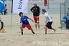 Yes But Nau 2013. Le Pouliguen. France.<br /> Elite. OldSchool vs France Beach Open.<br /> PhotoID : 2013-05-18-0175