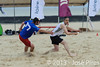 Yes But Nau 2013. Le Pouliguen. France.<br /> Elite. OldSchool vs France Beach Open.<br /> PhotoID : 2013-05-18-0179