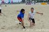 Yes But Nau 2013. Le Pouliguen. France.<br /> Elite. OldSchool vs France Beach Open.<br /> PhotoID : 2013-05-18-0159
