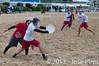 Yes But Nau 2013. Le Pouliguen. France.<br /> Elite. Freezzz Beezzz vs France Beach Open.<br /> PhotoID : 2013-05-19-0122