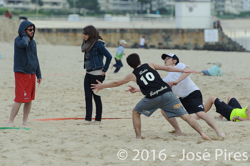 Yes But Nau 2016.<br /> Razmoket vs Camden Ultimate Club<br /> PhotoID : 2016-05-14-0030