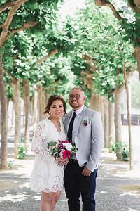 Yeye and JM Wedding