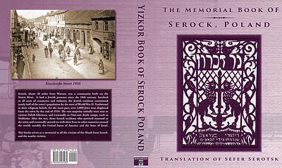 Memorial Book of Serok, Poland