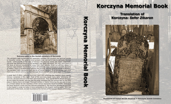 Korczyna Memorial Book