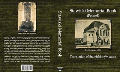 Stawiski Memorial Book