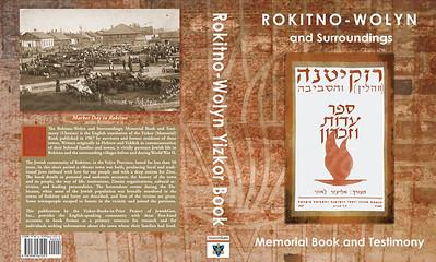 Rokitno-Wolyn Memorial Book