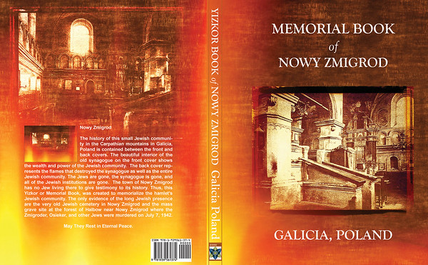 Memorial Book of Nowy Zmigrod
