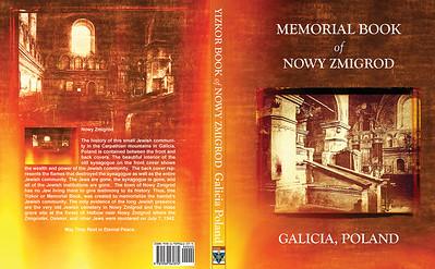 Memorial Book of Nowy Zmigrod