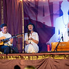 Stuart Fuchs, Sukhdev and Snatam Kaur at Sat Nam East Festival