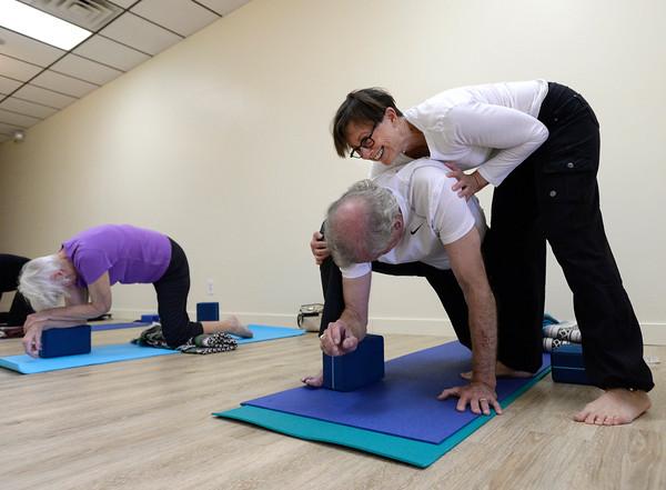 Yoga For Stiff People