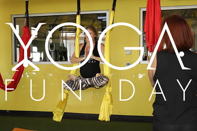 Aerial Yoga- with Catherine Payne