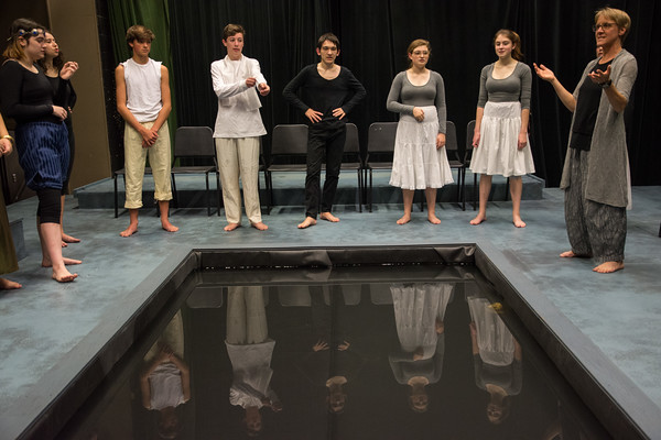 Metamorphoses Dress Rehearsal