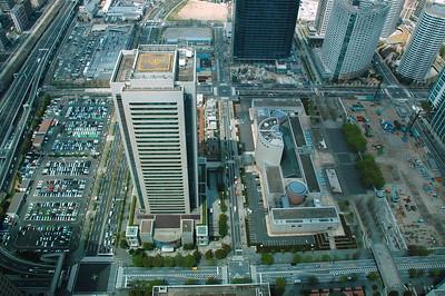 Mitsubishi Heavy Industries Building and Yokohama Museum of Art
