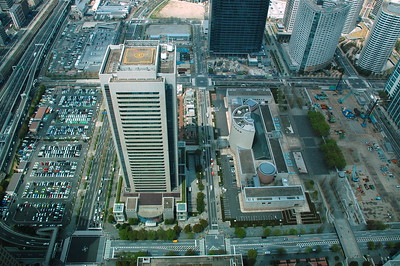 Mitsubishi Heavy Industries Building and Yokohama Museum of Art