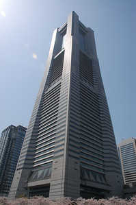 The Landmark Tower – the tallest building in Japan at 296 m and 70 floors high