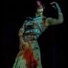 Work title: Yolo Halo<br /> Artist: Serina Timperio<br /> Dancer: Gretha Conrads