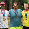In the family, Mike and David Emmons and Allen Kirshner all from Middleboro took home a lot of awards at The Camp Yomechas Triathelon.
