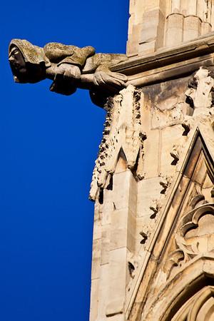 York Minster, detail