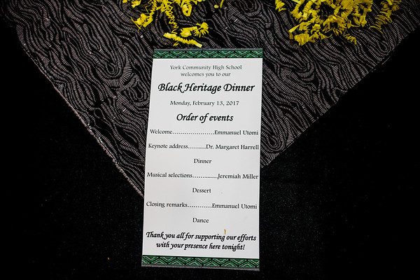 York - Black Heritage Dinner