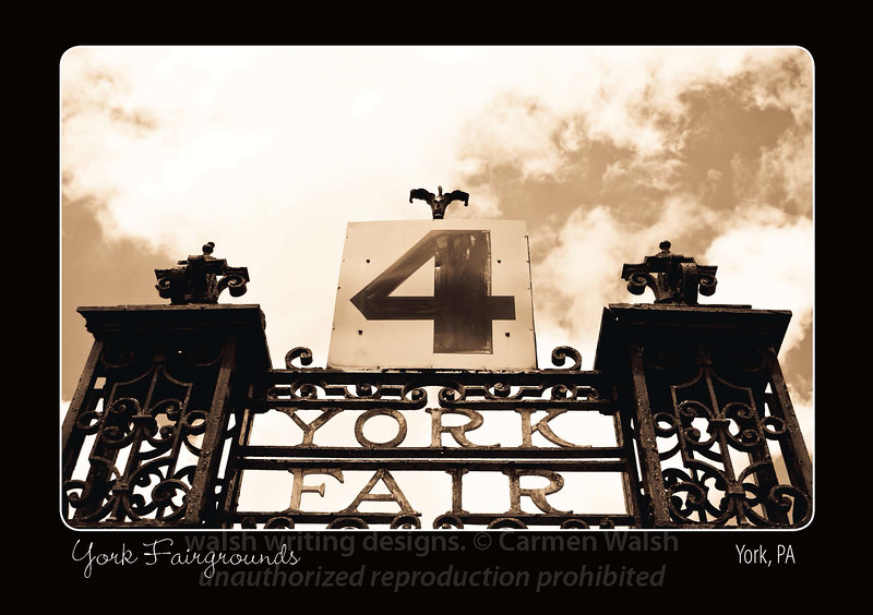 """Featuring the image """"York Fair No. 4"""""""