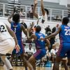 YCHS Varsity Basketball vs Richland-95